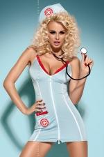 Костюм Doctor dress голуб S/M 106726