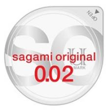 Презерватив №1 original 0.02 Sagami
