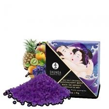 Ароматическая соль для ванны мини-версия Экзотические фрукты